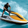 3D JetSki Racing Icon