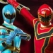 Power Rangers Training Icon