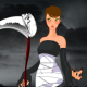 Scary Halloween Dress up Icon