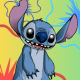 Stitch Dress Up  Icon