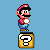 Super Mario Mushrooms Icon
