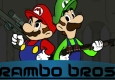 Super Mario Rambo Bros Icon