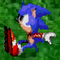 Super Sonic Hedgehog Icon