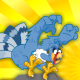 Turkey Attack Icon